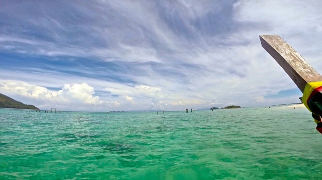 タイ リペ島 旅行記