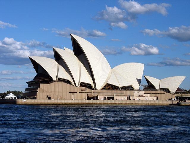 シドニーの安宿ホテル