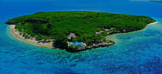 オスロブ スミロン島