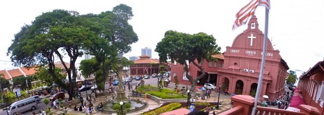 マレーシア世界遺産マラッカ旅行