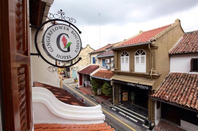 マレーシア世界遺産マラッカ旅行おすすめホテルクアラルンプールから行き方