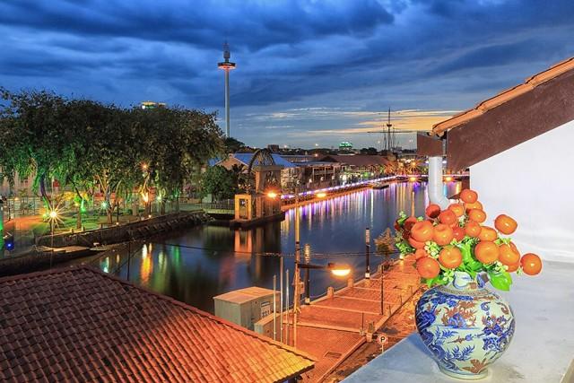 マレーシア世界遺産マラッカのおすすめホテル