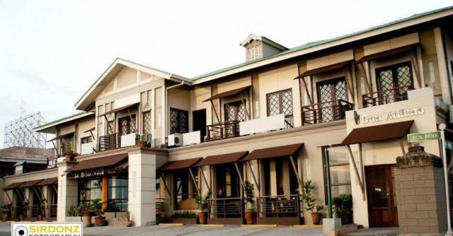 ドゥマゲテ ホテル