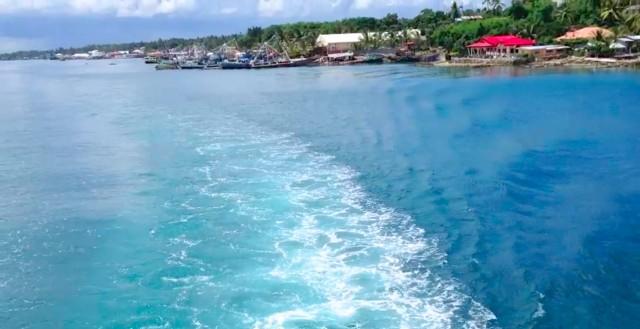 バンタヤン島 行き方