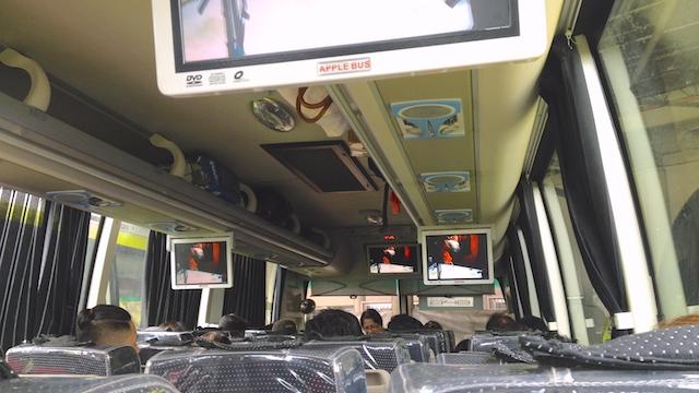 セブ バス ドゥマゲテ