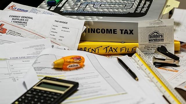 ワーホリ稼ぐ税金