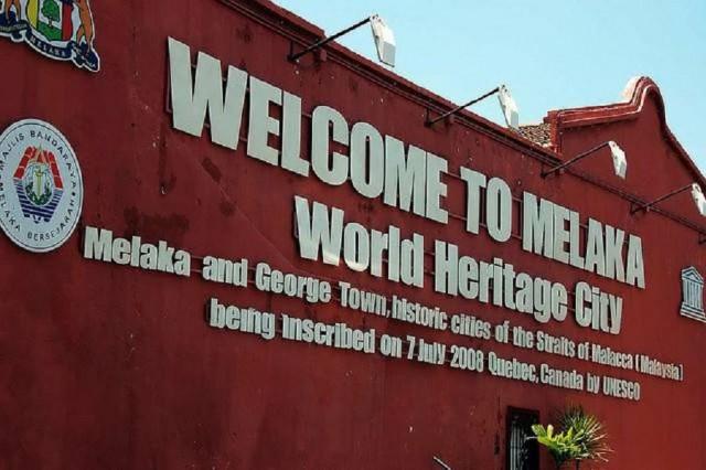 マレーシアの世界遺産マラッカ旅行