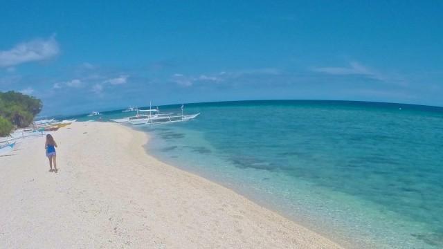 セブの離島バリカサグ島