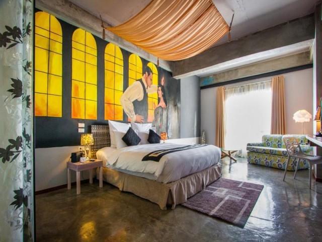 ヘンリーホテルセブカップルおすすめデザインホテル