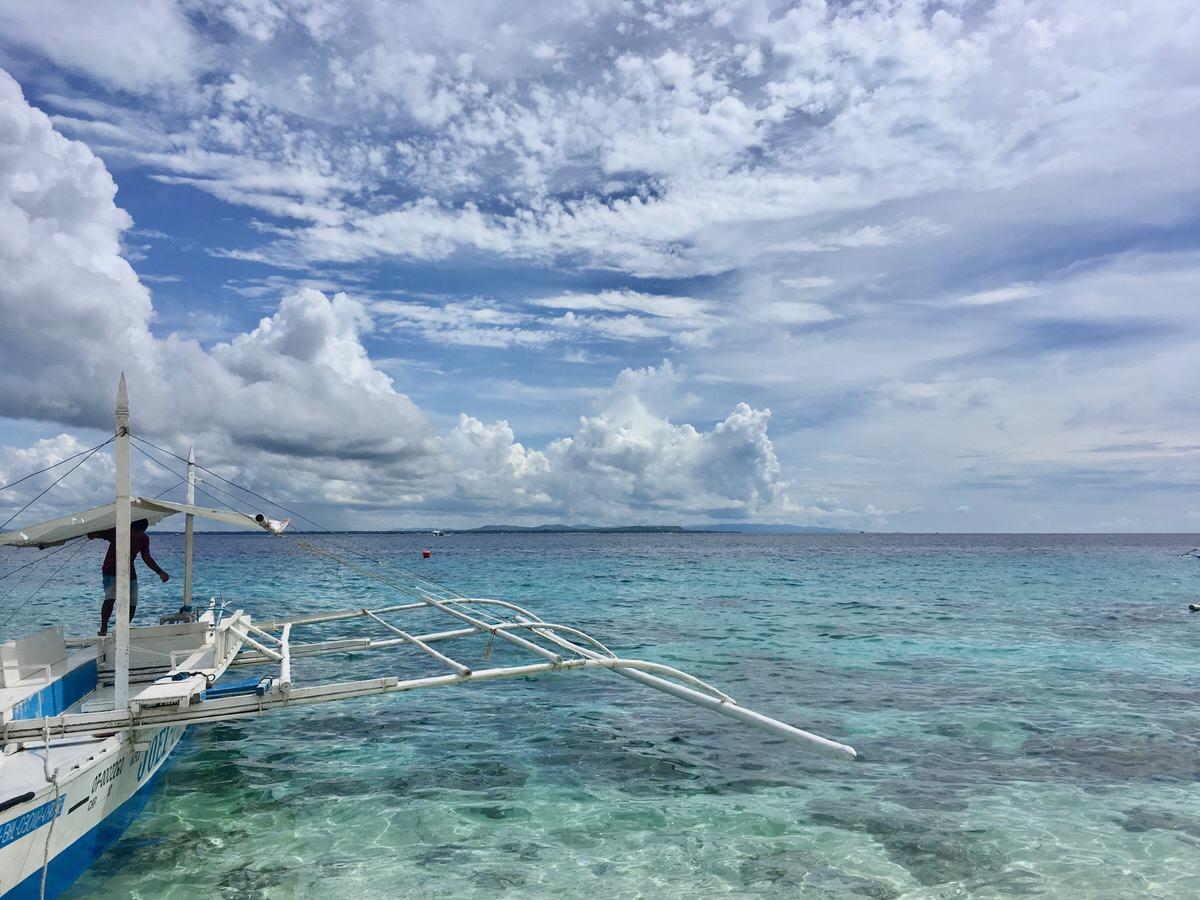 フィリピンのセブ島・ボホール島からバリカサグ島のアクセス方法