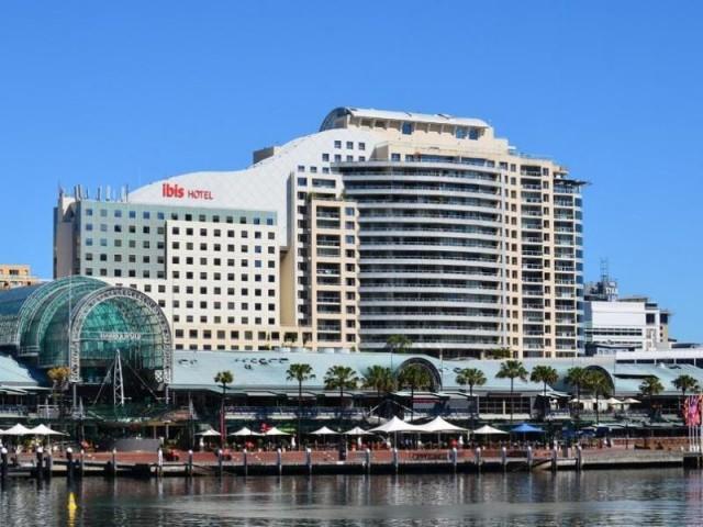 シドニーダーリングハーバーホテル