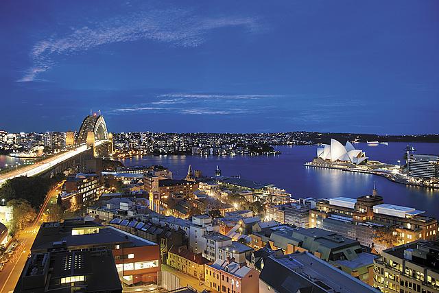 シドニー オペラハウス ホテル おすすめ