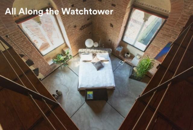 Airbnb招待割引で泊まれるタワー塔
