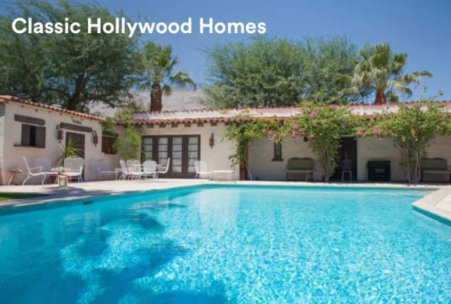 Airbnb招待割引で泊まれるハリウッドの家