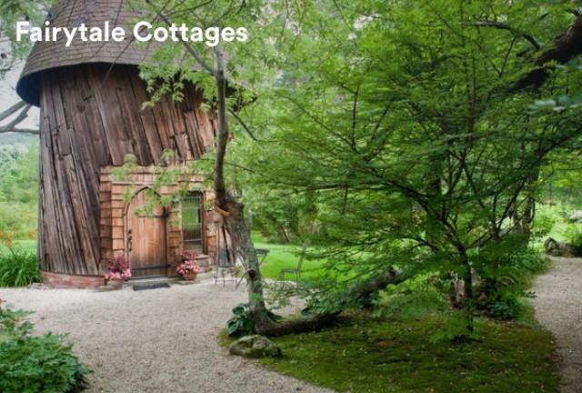 Airbnb招待割引で泊まれるコテージ
