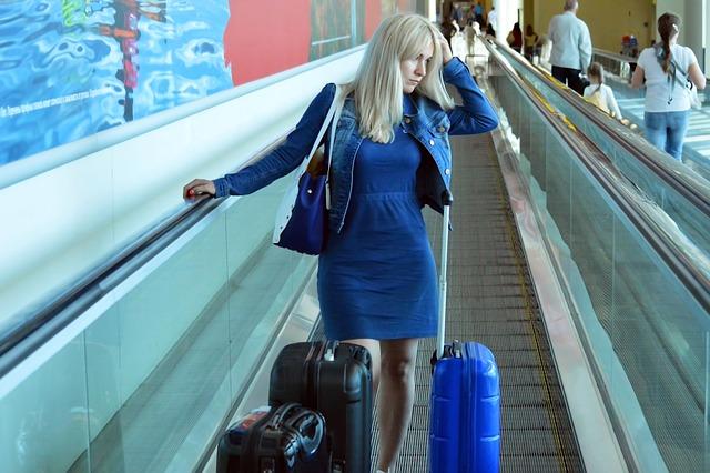 留学やワーホリの荷物はスーツケース