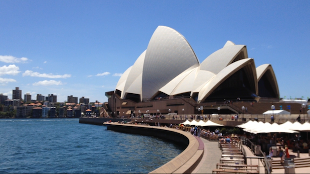 Hotels Near Opera House