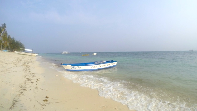 セブマラパスクアビーチ