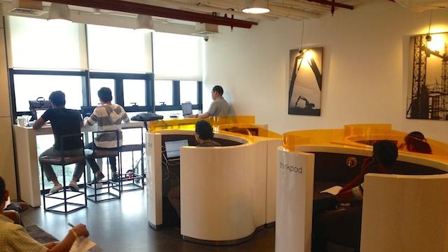 海外デジタルノマドシェアオフィス