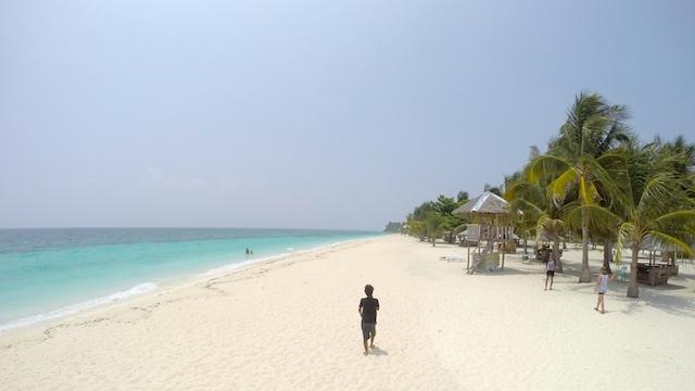フィリピンが誇るセブの離島カランガマン島