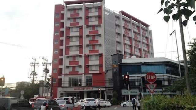 セブアヤラモールホテル