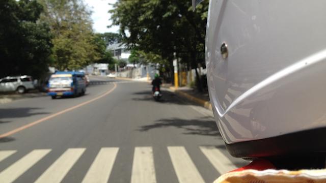 シラオ行き方バイク