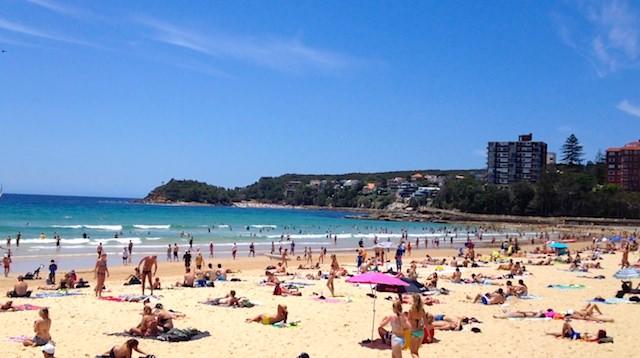 オーストラリアワーホリ費用1ヶ月シドニー