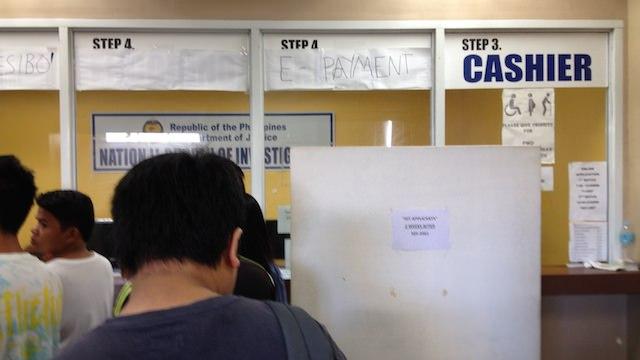 フィリピン無犯罪証明書nbiクリアランス