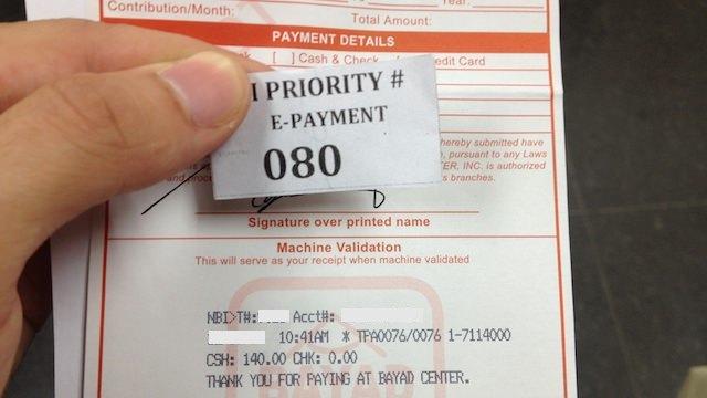 フィリピン無犯罪証明書