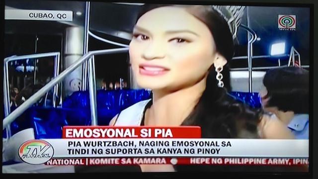 ミスユニバース フィリピン
