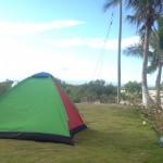 オランゴ島 キャンプ エコパーク