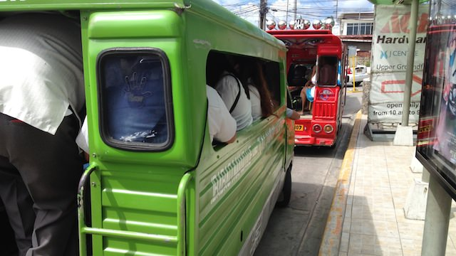 jeepney-ride