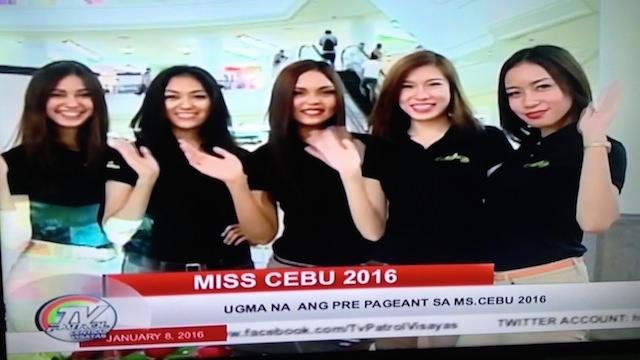 フィリピン美人コンテストミスセブ