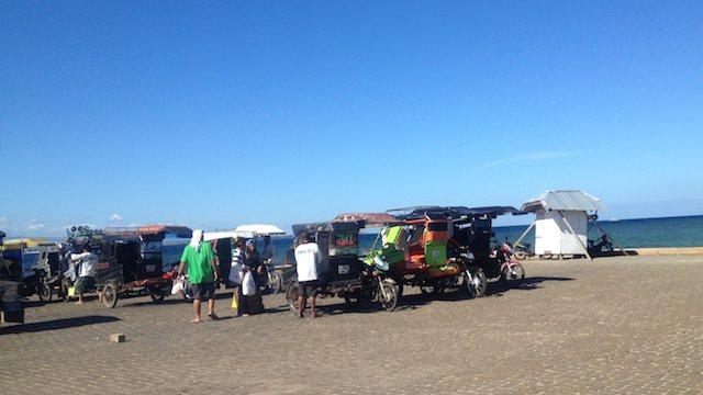 オランゴ島セブ行き方