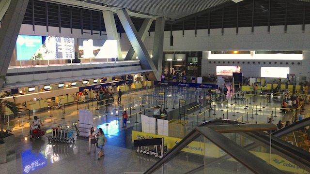 フィリピンsim空港
