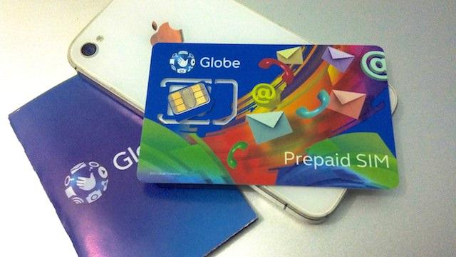 フィリピン sim カード