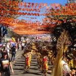 シヌログ セブ 祭り