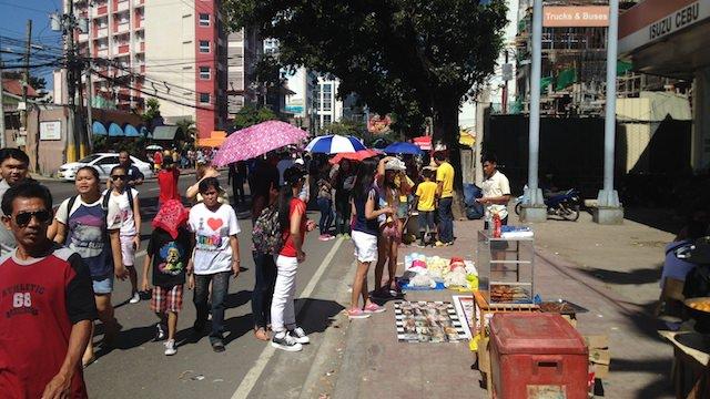 シヌログフィリピン祭り