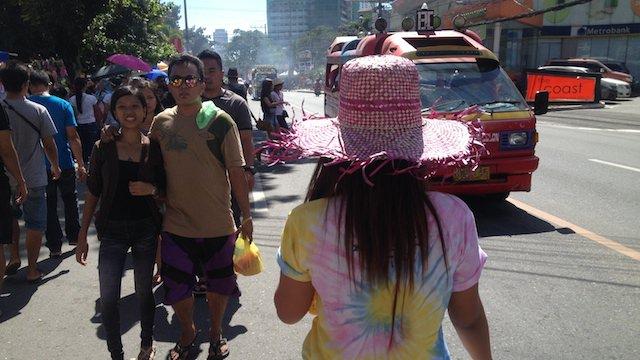 シヌログセブ祭り