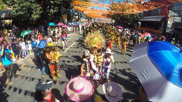セブ祭りフィリピン