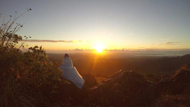 セブ登山シラオピーク