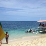 セブ島アルコイの人気ビーチ