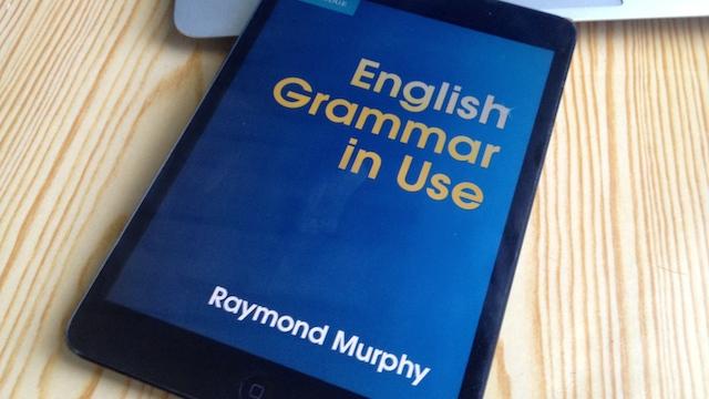 英語文法アプリ