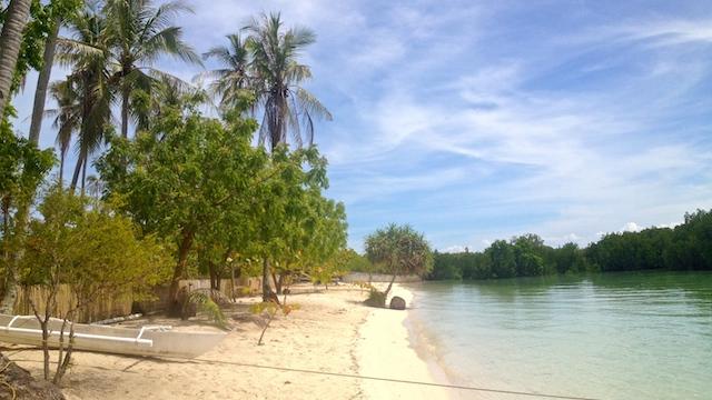 オランゴ ビーチ