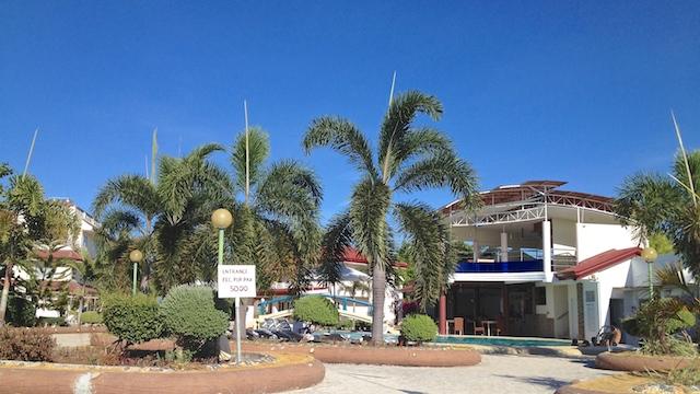 オランゴ島ホテル