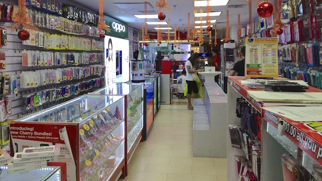 フィリピン 携帯 購入