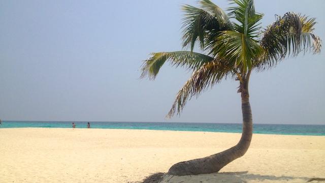 フィリピンセブの離島
