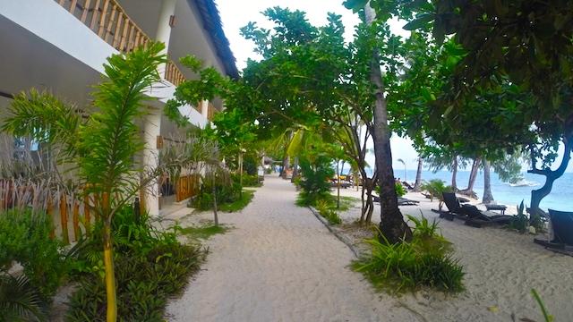 フィリピンのマラパスクア島