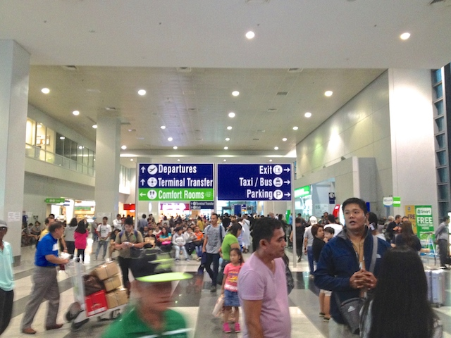 日本からボラカイ島へマニラ空港経由の行き方