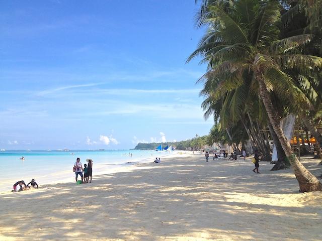 世界屈指!フィリピン・ボラカイ島のホワイトビーチが素敵すぎた